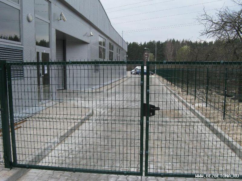 Ворота для дачи с заказом в тюмени привод открывание ворот came купить