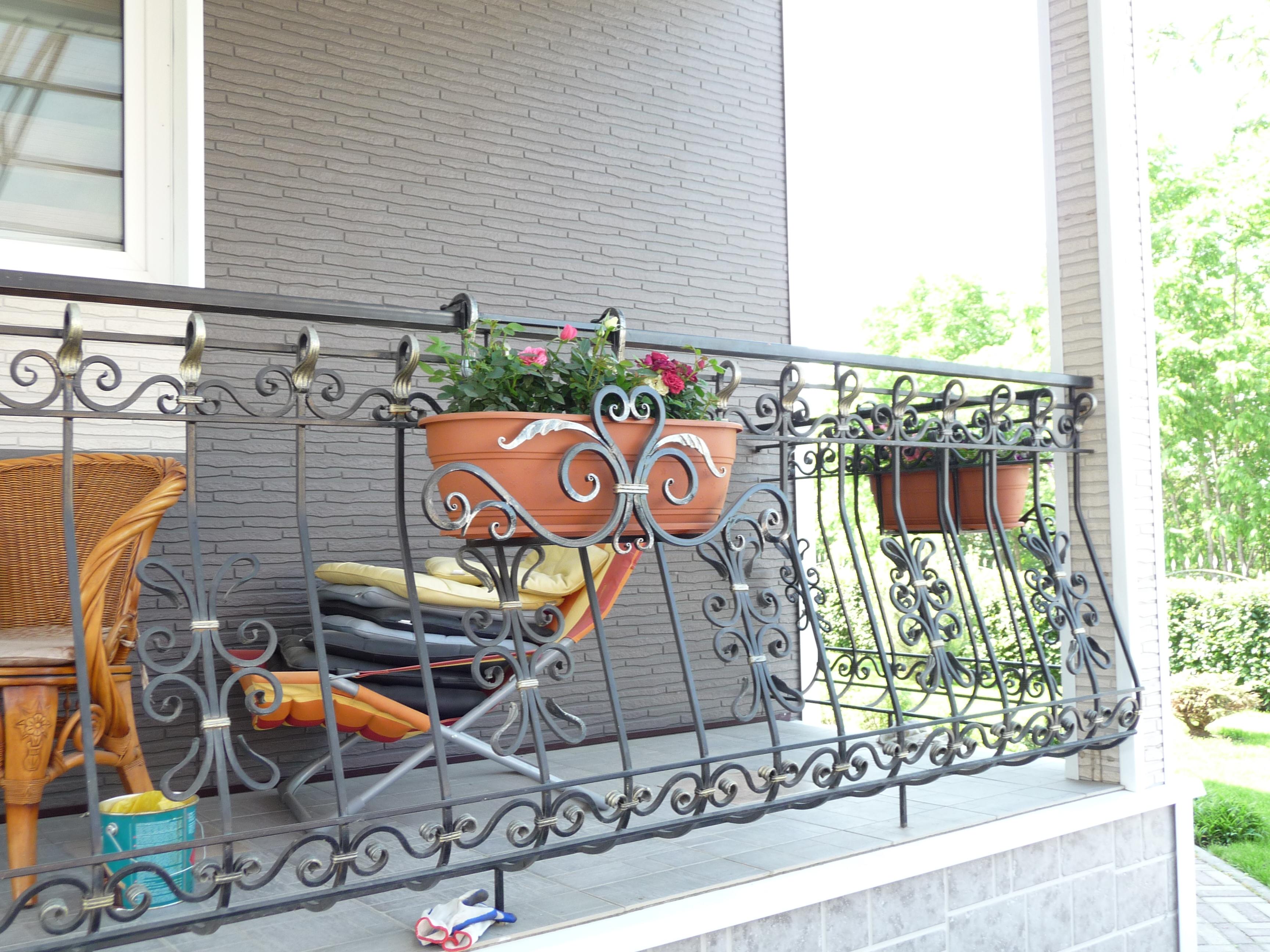 Решетки и ограждения - булатный двор кузнечная мастерская - .