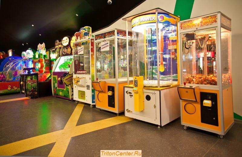 игровые автоматы в развлекательный центр
